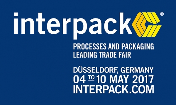 INTERPACK 2017,  Düsseldorf 04-10 May 2017
