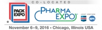 PHARMA EXPO - Pack Expo 2016