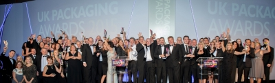 THE UK PACKAGING AWARDS 2015